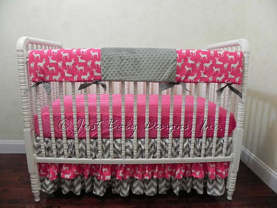 Hey, I found this really awesome Etsy listing at https://www.etsy.com/listing/230294007/baby-girl-crib-bedding-set-kandee-girl
