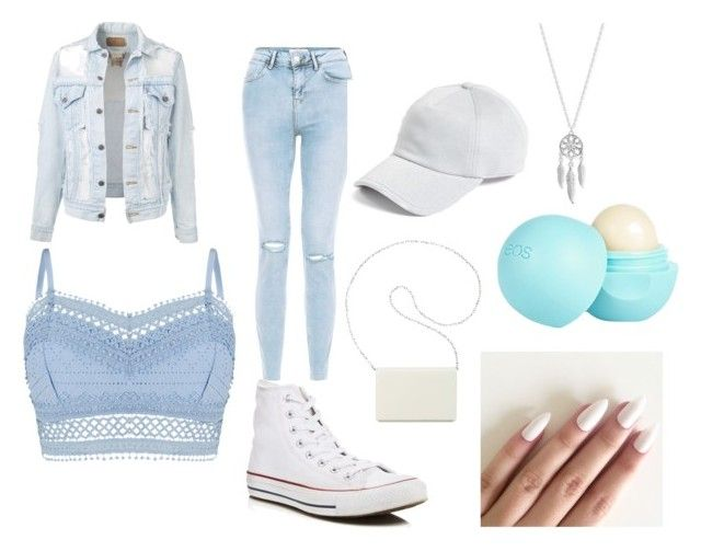 Untitled #1 by angielover15 on Polyvore featuring polyvore, fashion, style, Lipsy, New Look, Converse, Nine West, Lucky Brand, rag & bone, River Island and clothing