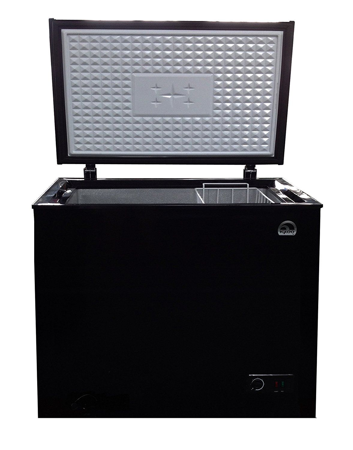 Igloo Frf705 Black 7 1 Cu Ft Chest Freezer Black You Can Get Additional Details At The Image Link Chest Freezer Home Brewing Freezer