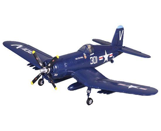 FMS 800mm F4U Corsair V2 Mini Warbirds V2 with FMS3X 4CH 2 4