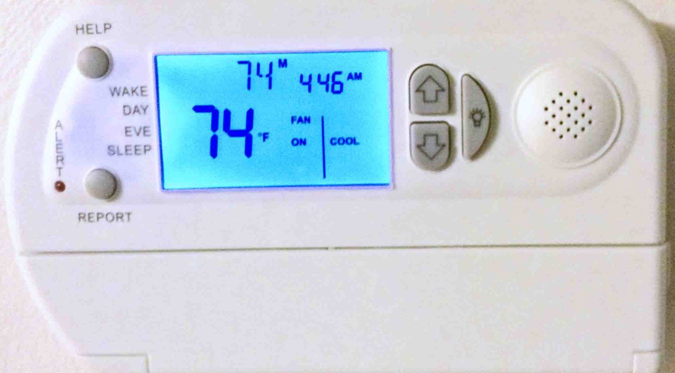 Smartway Solutions Thermostat Vip3000 Review Digital Thermostat