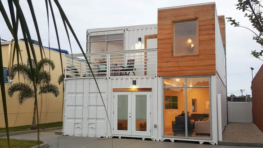 отдыха приют дома в сочи из модульных контейнеров фото радонежский средней полосе