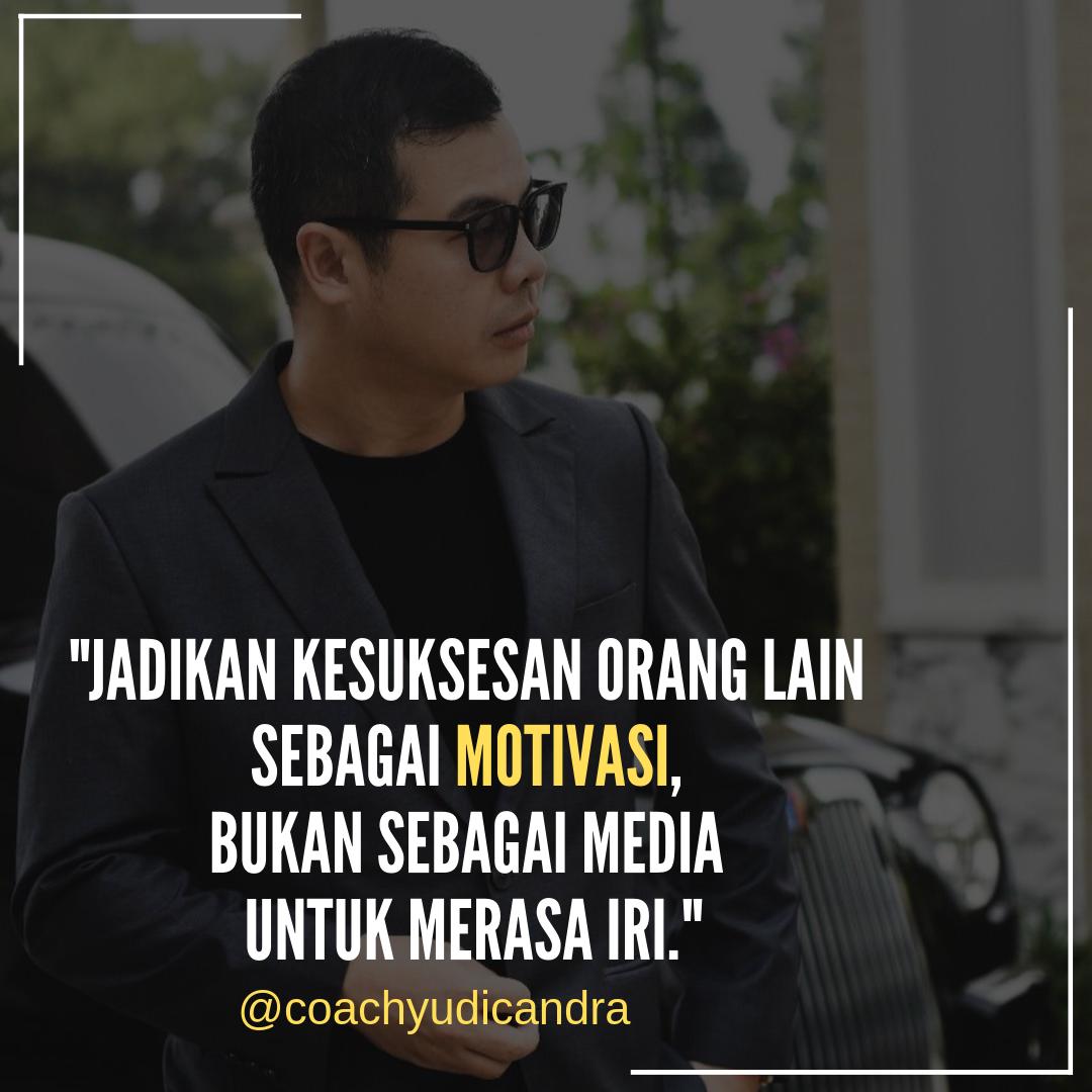 Jadikan Kesuksesan Orang Lain Sebagai Motivasi Bukan Sebagai Media Untuk Merasa Iri Karena Sebuah Kesuksesan Akan Menghampiri Kita Di Wa Motivasi Orang Media