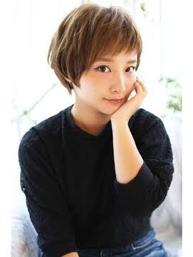 アシメ 髪型 女性 の画像検索結果 ショートヘアの前髪 アシメ 髪型 ヘアスタイル