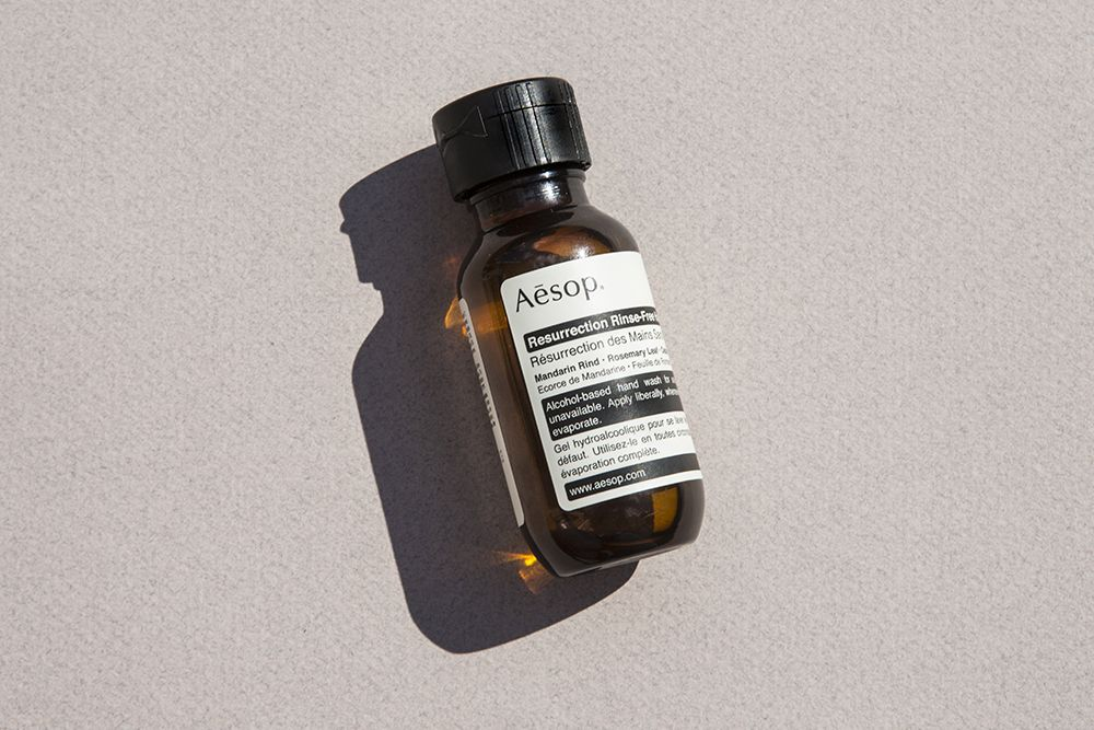Aesop Resurrection Rinse Free Hand Wash Into The Gloss Aesop