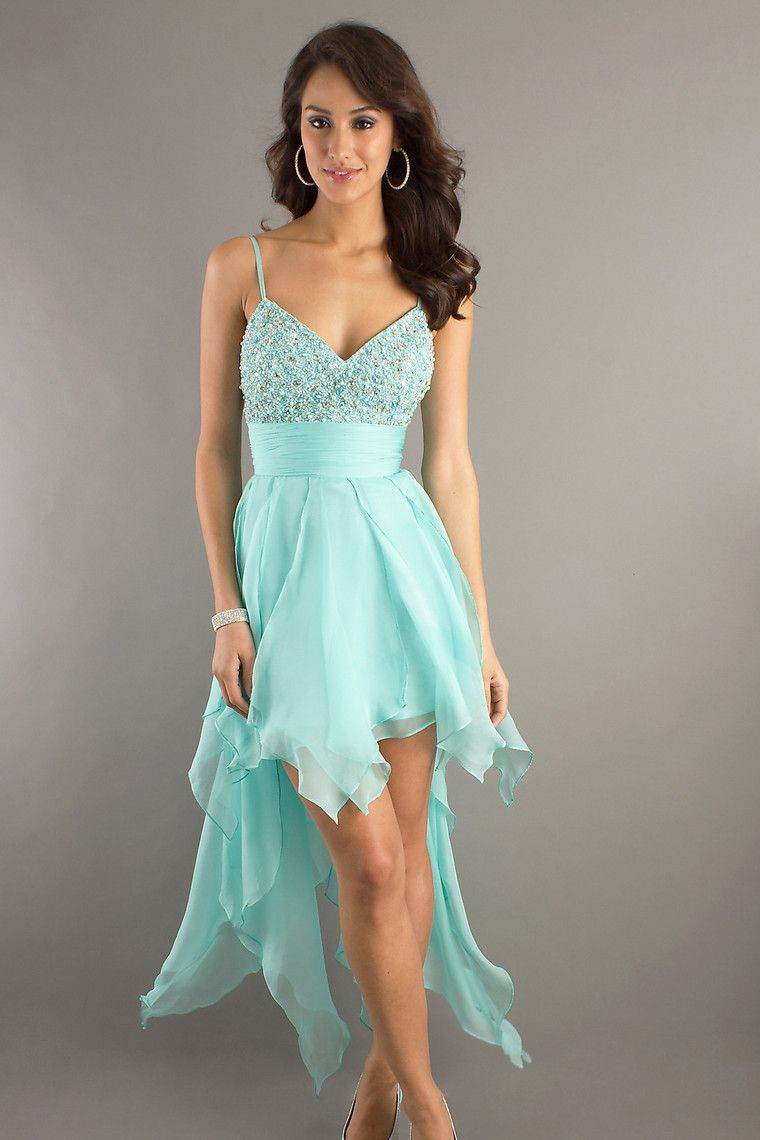 Buy 2013 Cheap Homecoming Dresses A Line V Neck Beading Chiffon On line