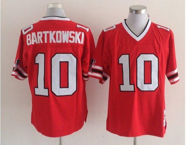 superior quality 0b9f0 0b653 NFL Atlanta Falcon #10 Bartkowski Throwback jerseys ...
