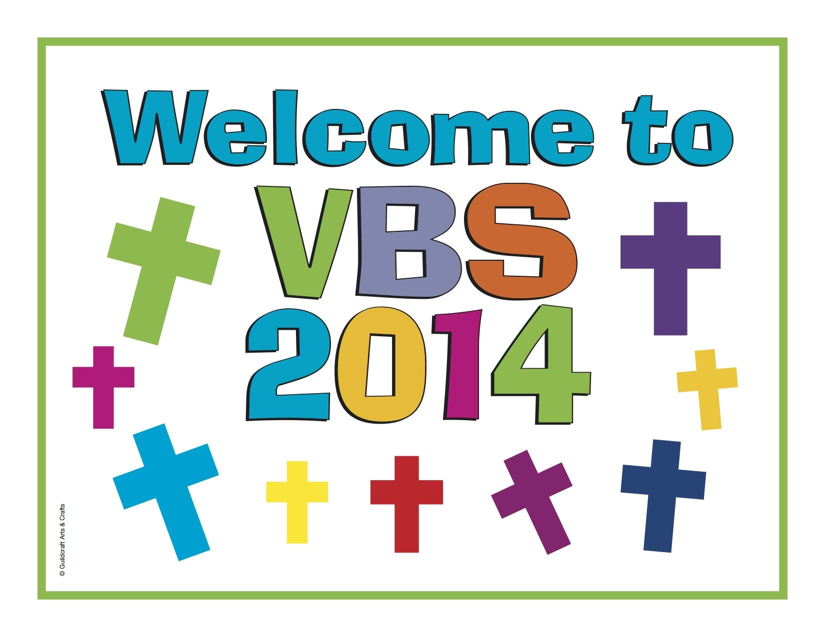 Check Out Our Welcome To Vbs Sign Printable You Can