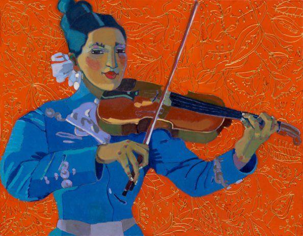 Kathy Sosa - Mariachi Violinista