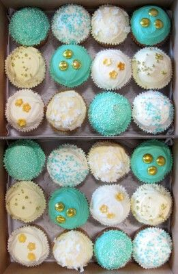 how to make turquoise frosting