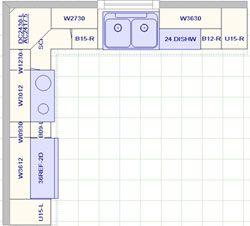 Kitchen Cabinet Design Template | Kitchen cabinet layout, Kitchen ...
