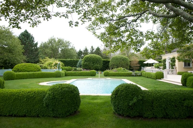 Charming The Hampstons Home Design | Beautiful Gardens In The Hamptons Landscape