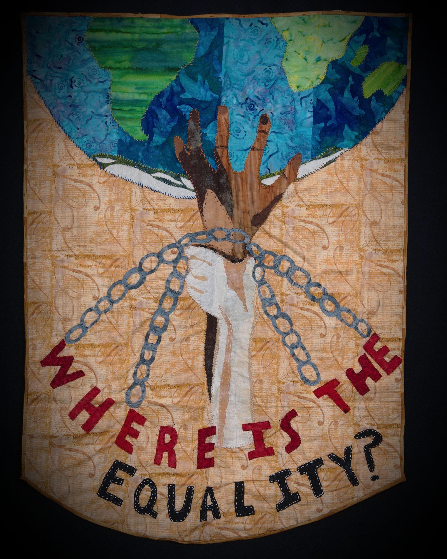 Socialjustice Art Artquilt Sewing Quilting Craftivism Artivism Social Art Art Quilts Visual And Performing Arts