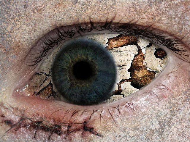 very ugly eye by oskaline, via Flickr
