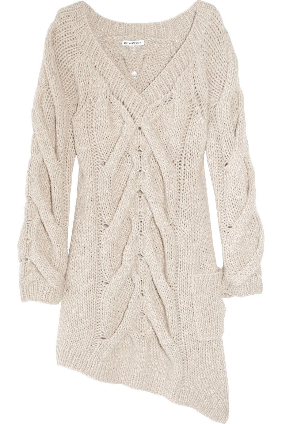 Kaufmanfranco sweater dress