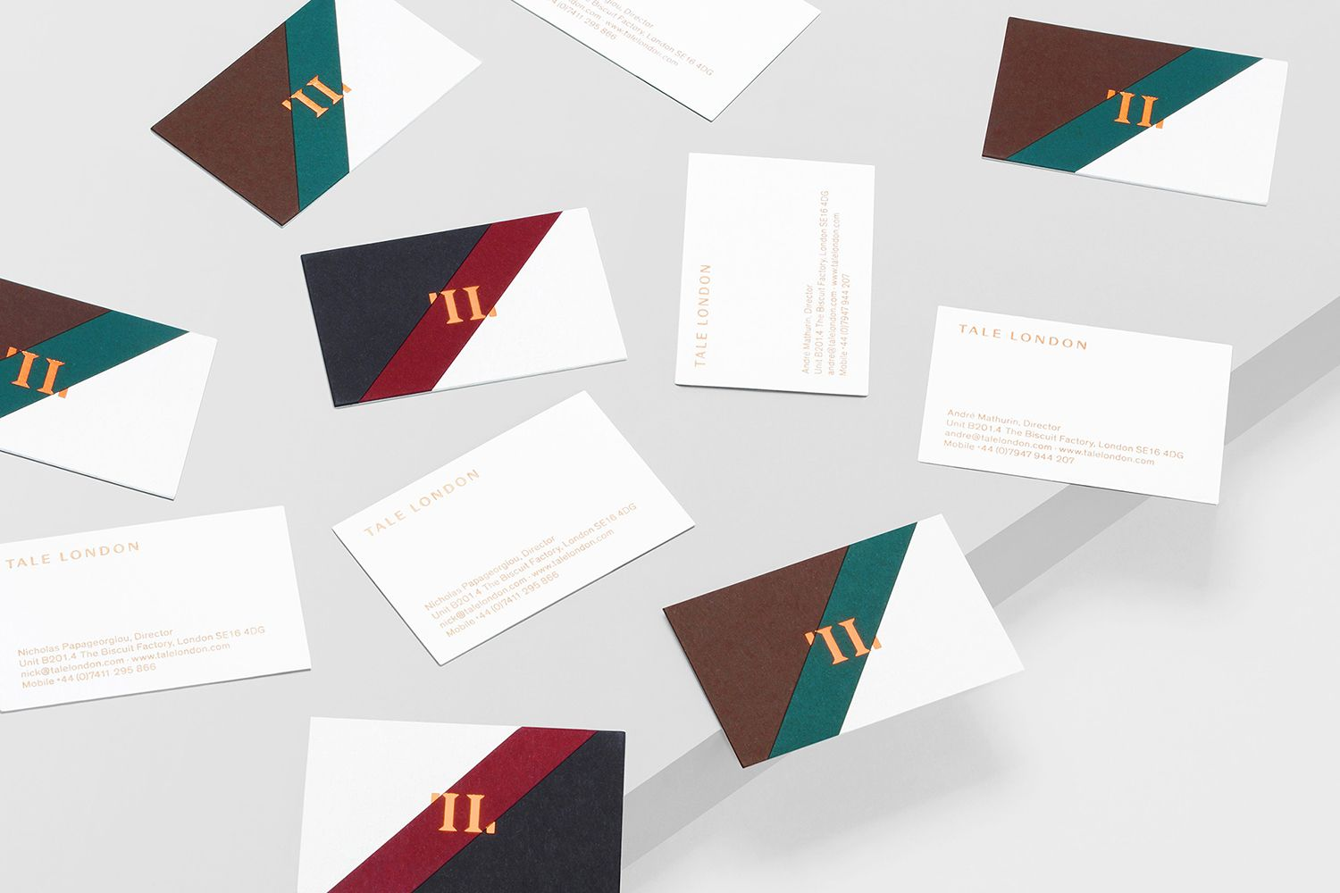 New Graphic Identity for Tale London by Two Times Elliott — BP&O ...