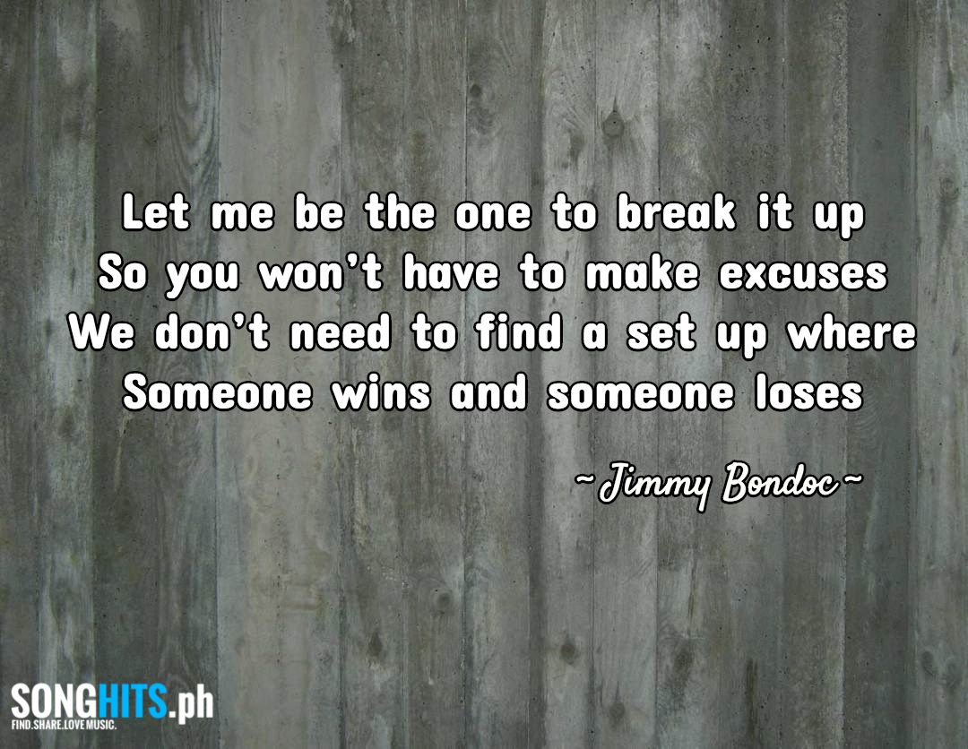 Let me be the one... http://goo.gl/h7aAj0