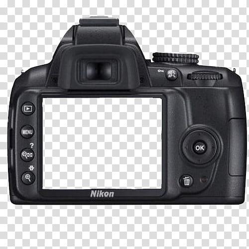Black Resourcesforbitches Black Nikon Dslr Camera Transparent Background Png Clipart Camera Illustration Overlays Transparent Overlay Camera