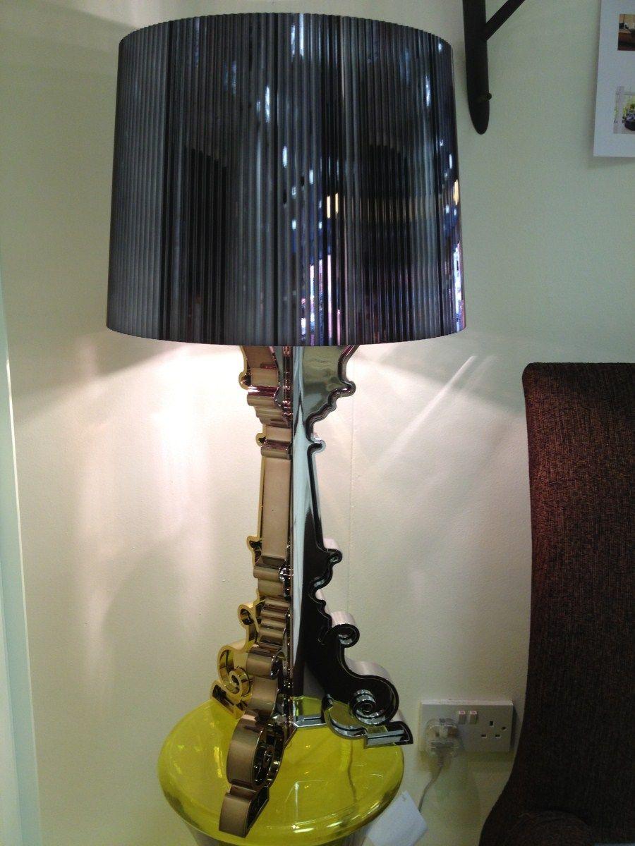 Kartell Bourgie Multi Coloured Titanium | scossa | Pinterest | Bedrooms