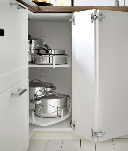 Best Corner Cabinet Possibility Store Pots And Pans With Lids 400 x 300