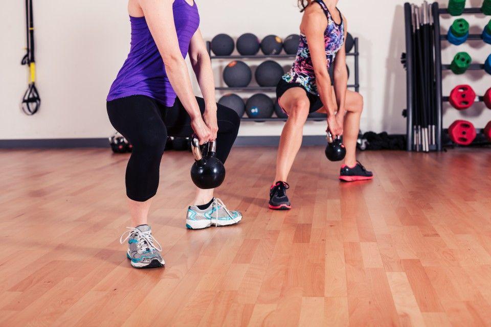 3 Quick Kettlebell Workouts Anyone Can Do Myfitnesspal Kettlebell Workout Beginner Kettlebell Workout Kettlebell