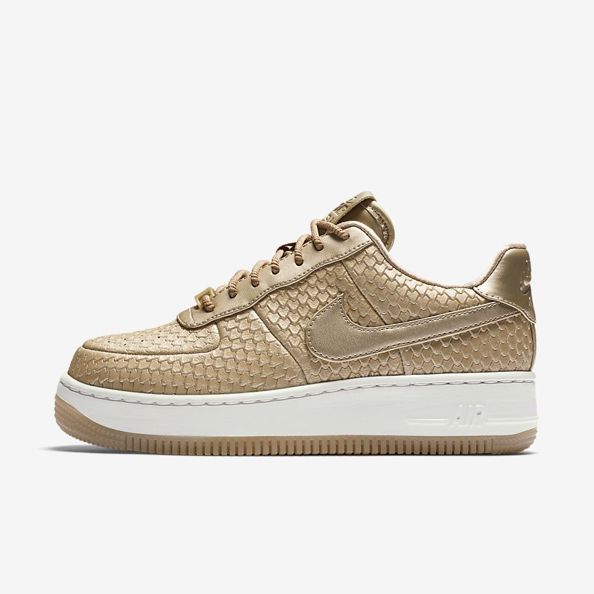 online store 20fd4 79231 Chaussure Nike Air Force 1 Upstep Premium pour Femme