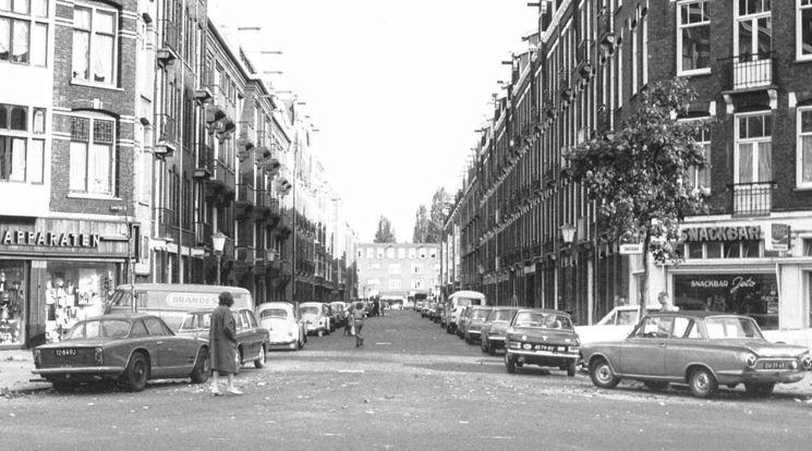 Amsterdam de 1e atjehstraat gezien vanaf de sumatrastraat for Molukkenstraat amsterdam