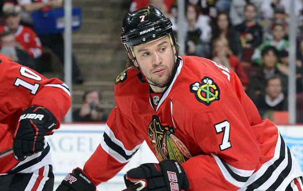 Seven Players Willing To Put Their Bodies On The Line Blackhawks