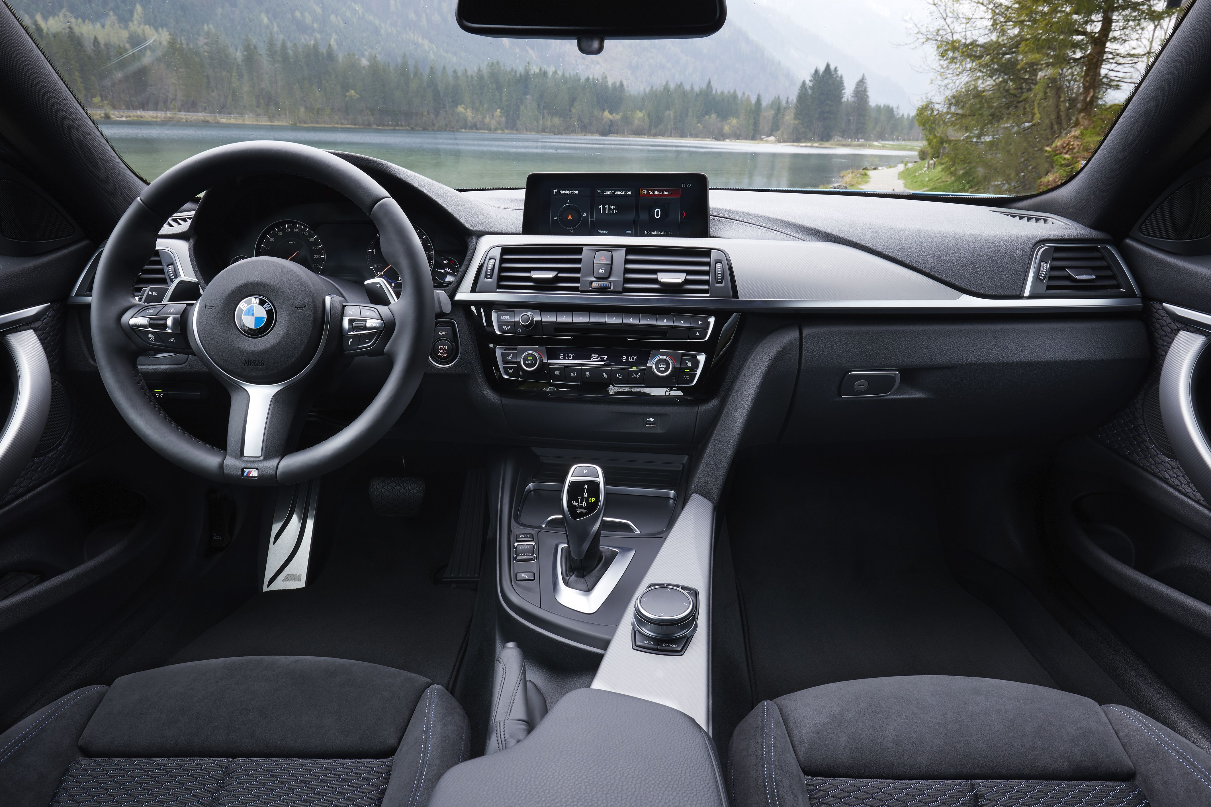 Bmw F32 440i Coupe Mpackage Snapperrocksblue Facelift