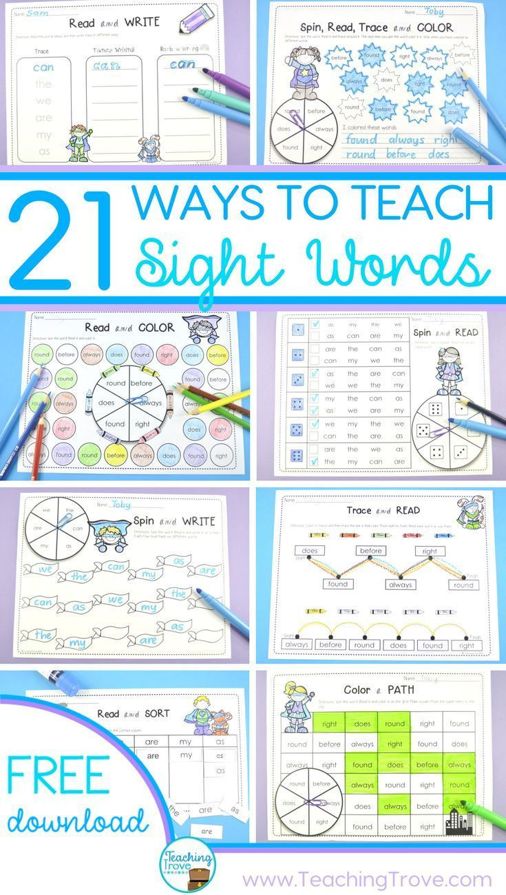 21 Word Work Activities to Engage Young Learners | Pinterest ...