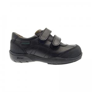 5fdbebba1bf Zapatos colegiales niños puntera reforzada Gorila Zapatos Escolares Para  Niña