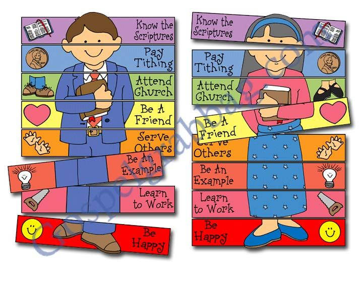 October - Sharing Time 2015 | Primary sharing time, Lds ...
