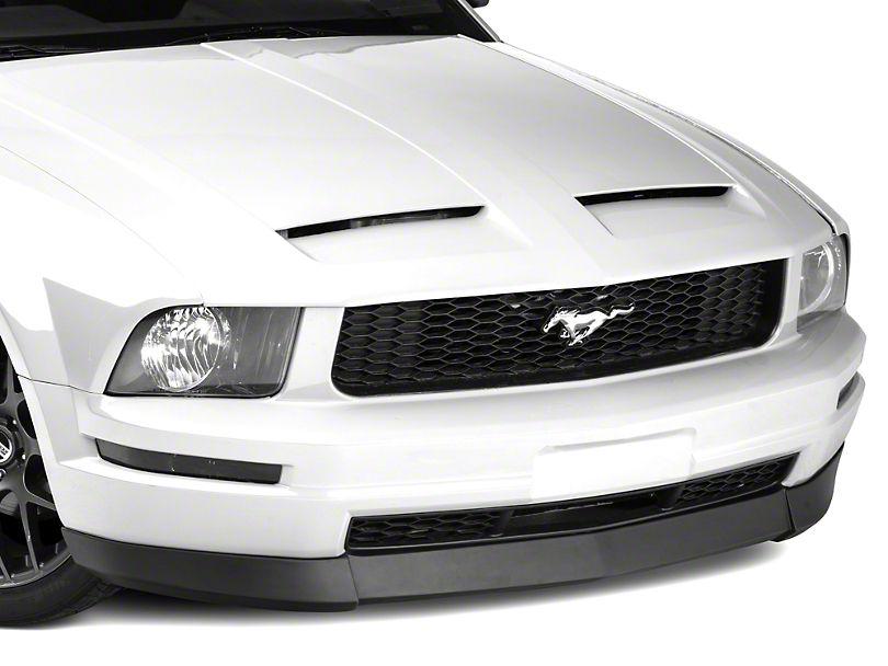 Mmd Mustang Chin Spoiler 386517 05 09 V6 Mustang Shelby Gt Chin