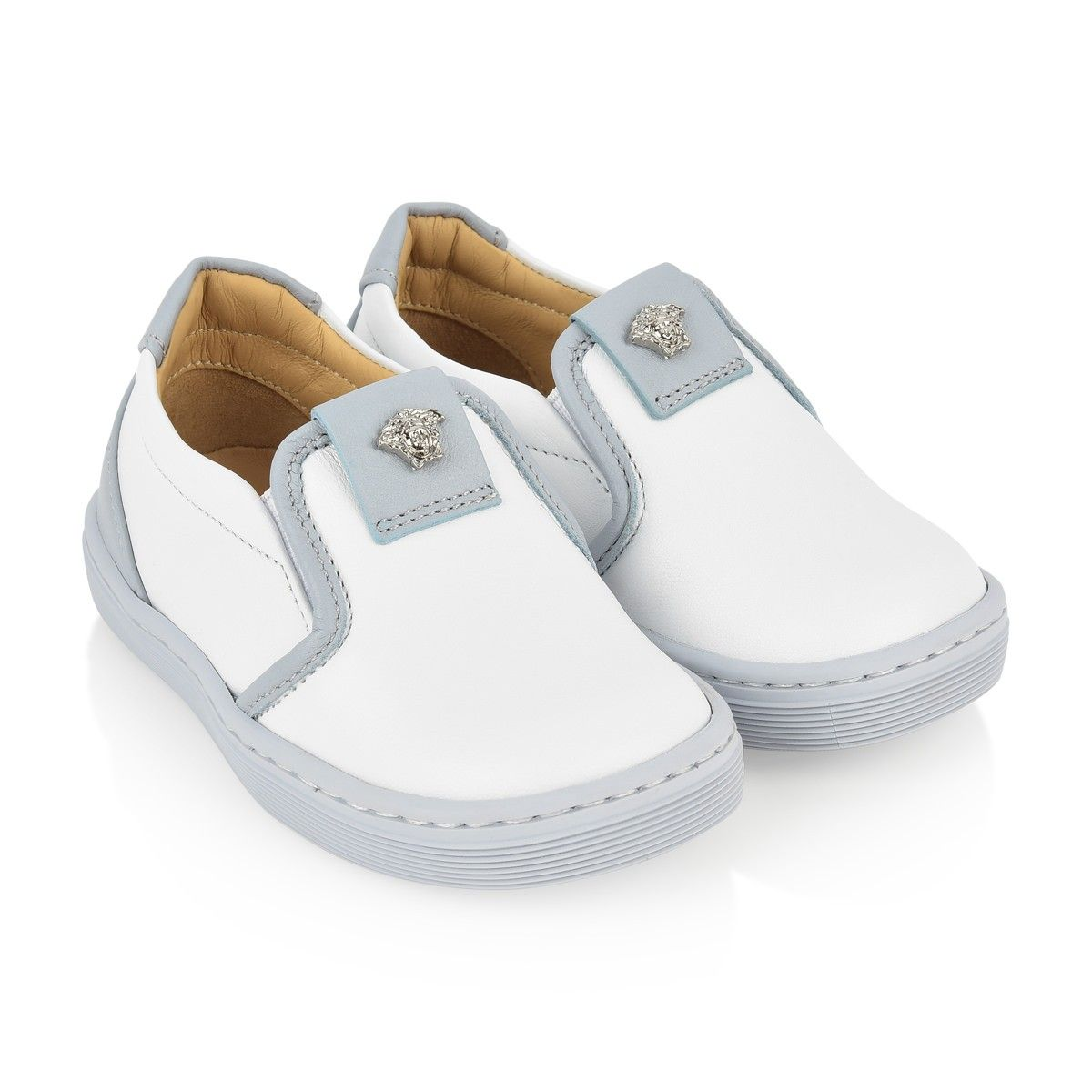 Young Versace Baby Boys White \u0026 Blue
