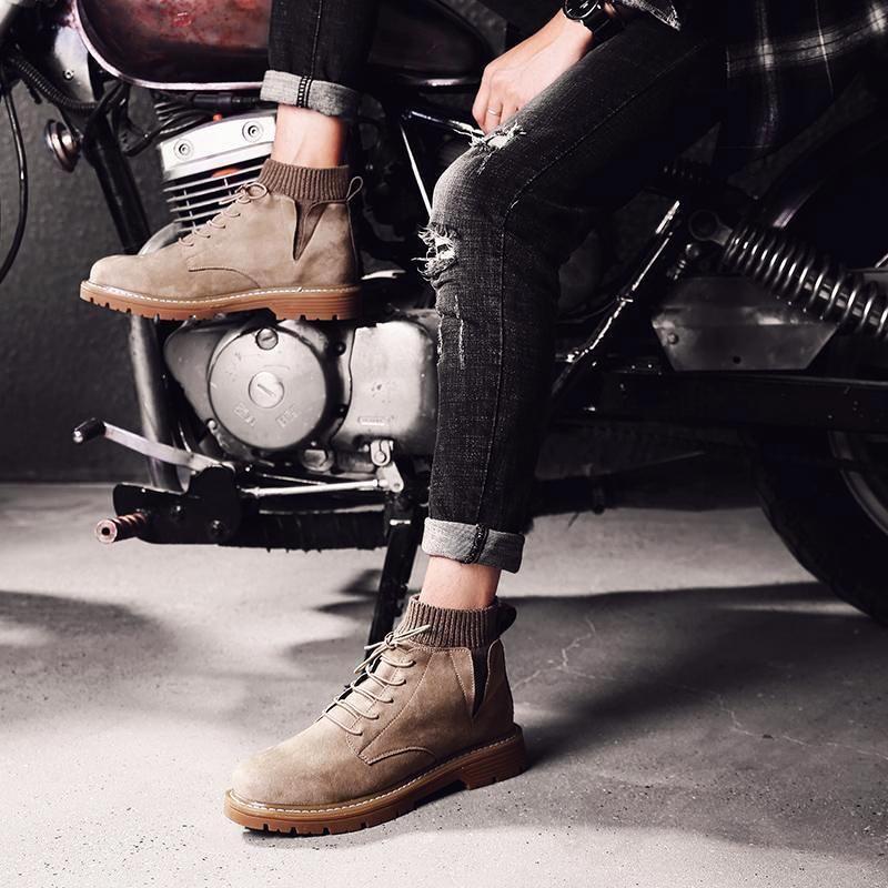 Caesar Slip-On Boots   Slip on boots