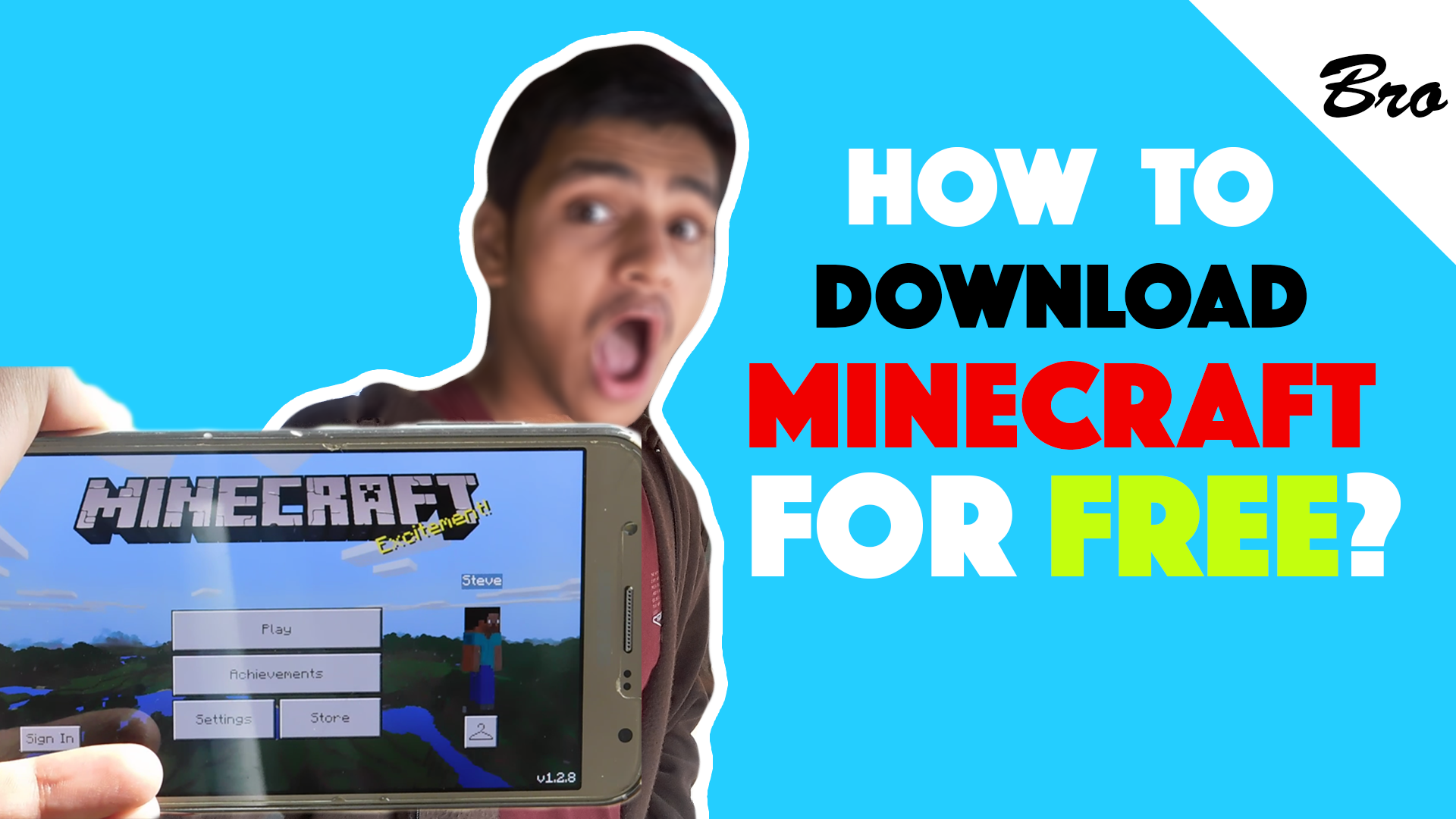 How to Download Minecraft on Any Android Device for FREE