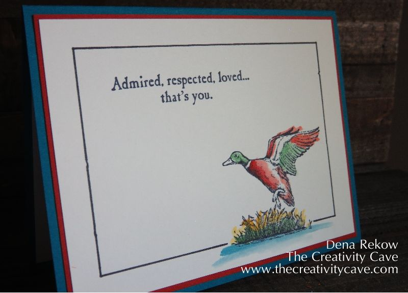 The Wilderness Awaits Frame by drekow - Cards and Paper Crafts at ...