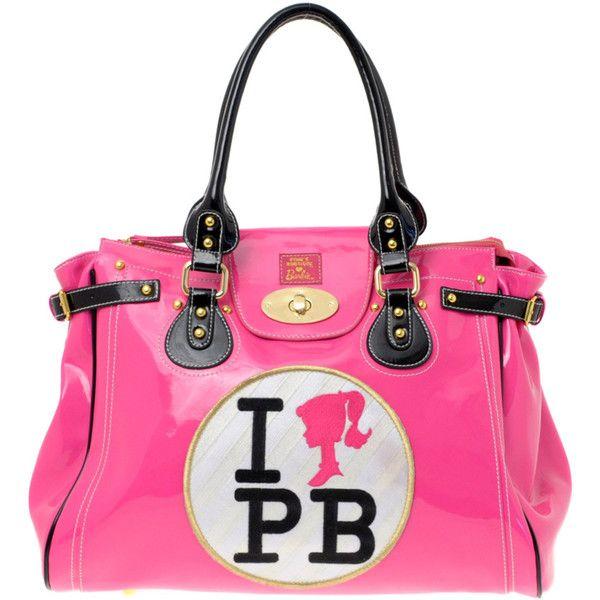 Pauls Boutique Loves Barbie Twister Bag By None Via Polyvore