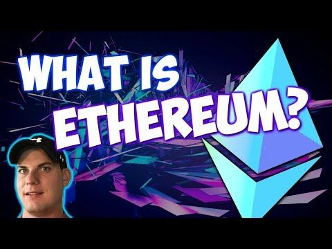 The history of ethereum cryptocurrency
