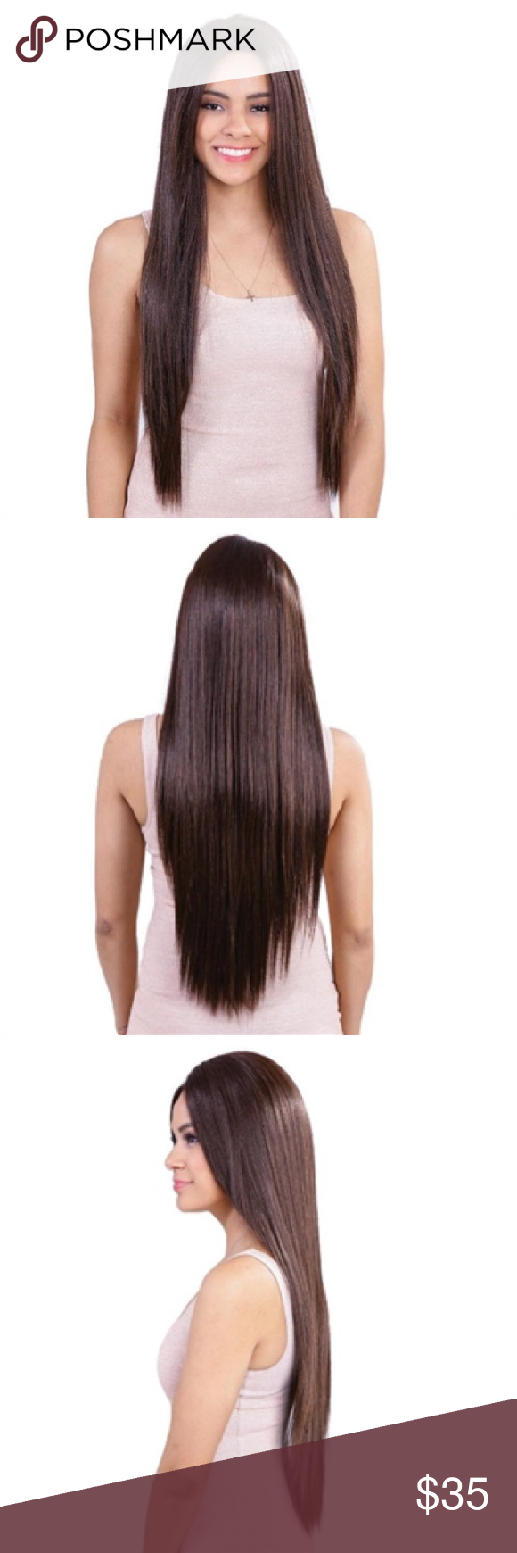 Pure Natural Bohemian Wig Remy