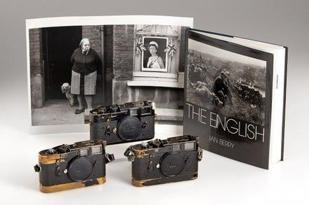Leica M Cameras 'Ian Berry', 1962/67 - May 23, 2014 | Leitz Photographica Auction in Austria