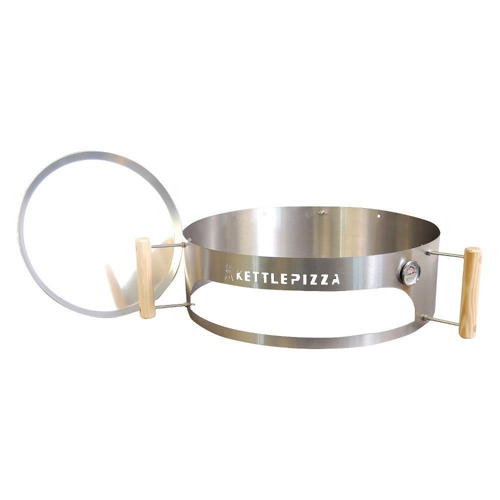 KettlePizza Grill Cookware, Silver