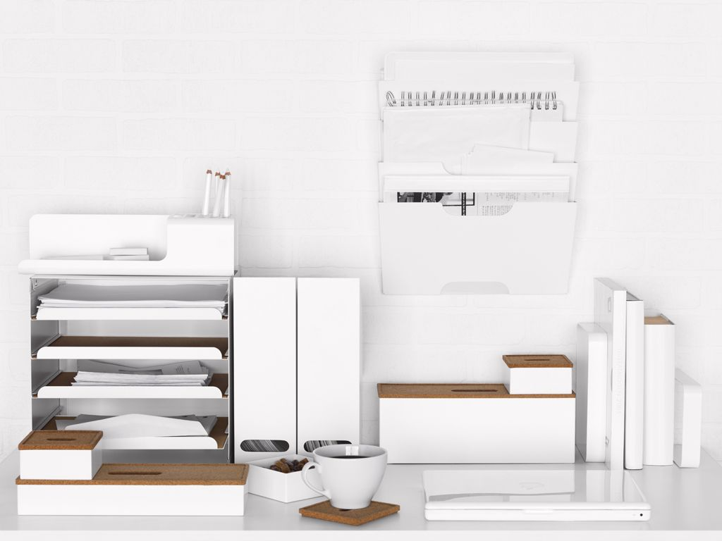Kvissle desk accessories for IKEA Design by Lilja Lwenhielm