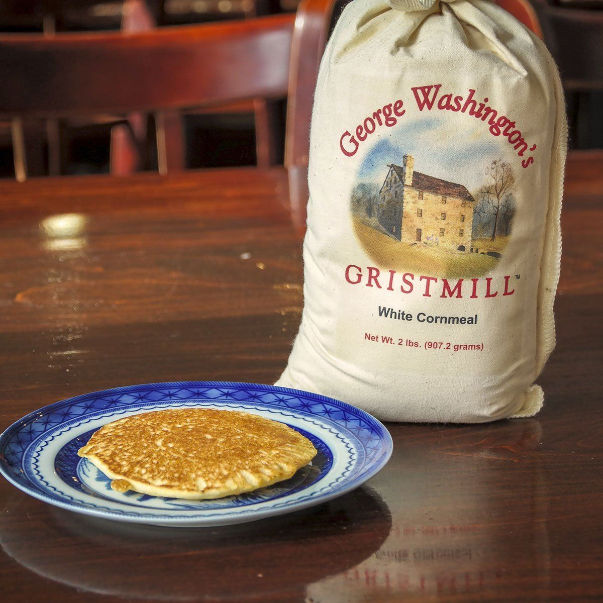 George Washington S White Cornmeal