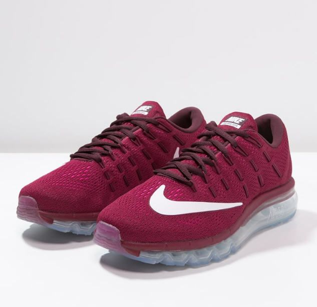 premium selection 0053f 2bc02 Nike Performance AIR MAX 2016 Baskets basses noble redwhitepink  blastnight maroonfuchsia flux prix Baskets Femme Zalando 190,00 €