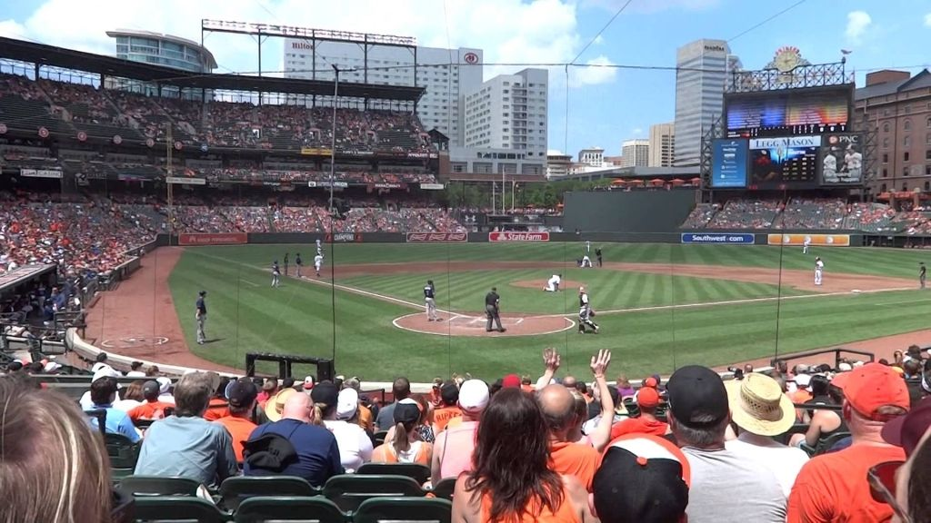 The Most Awesome Oriole Park At Camden Yards Di 2020
