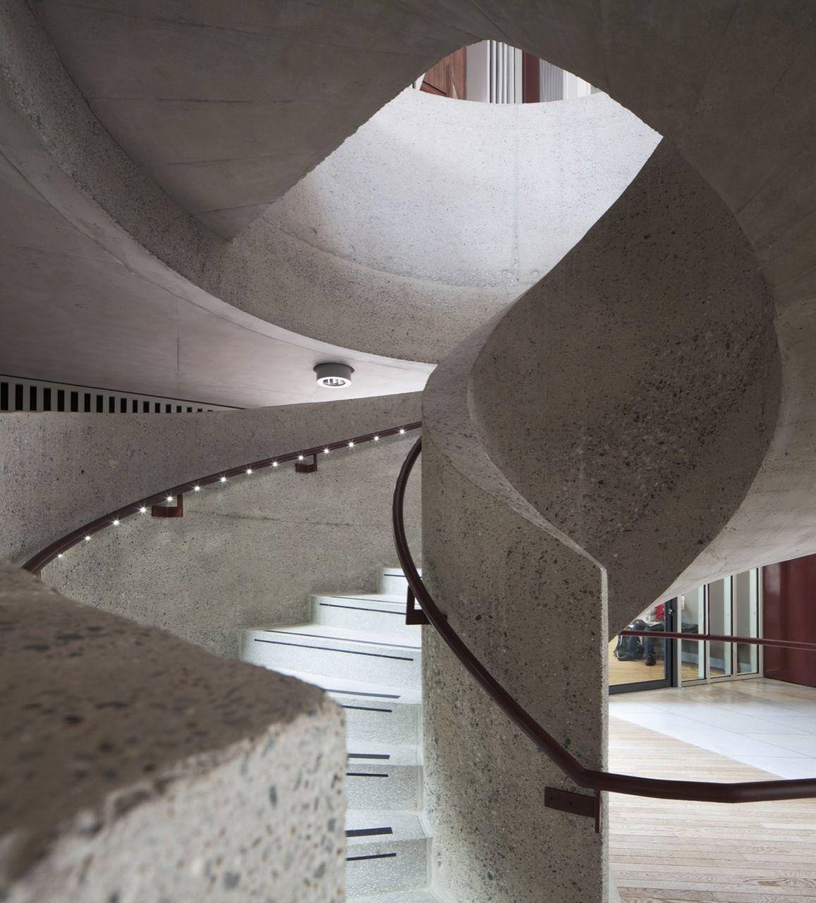 Galería - Centro de Estudiantes LSE Saw Hock / O'Donnell   Tuomey Architects - 51