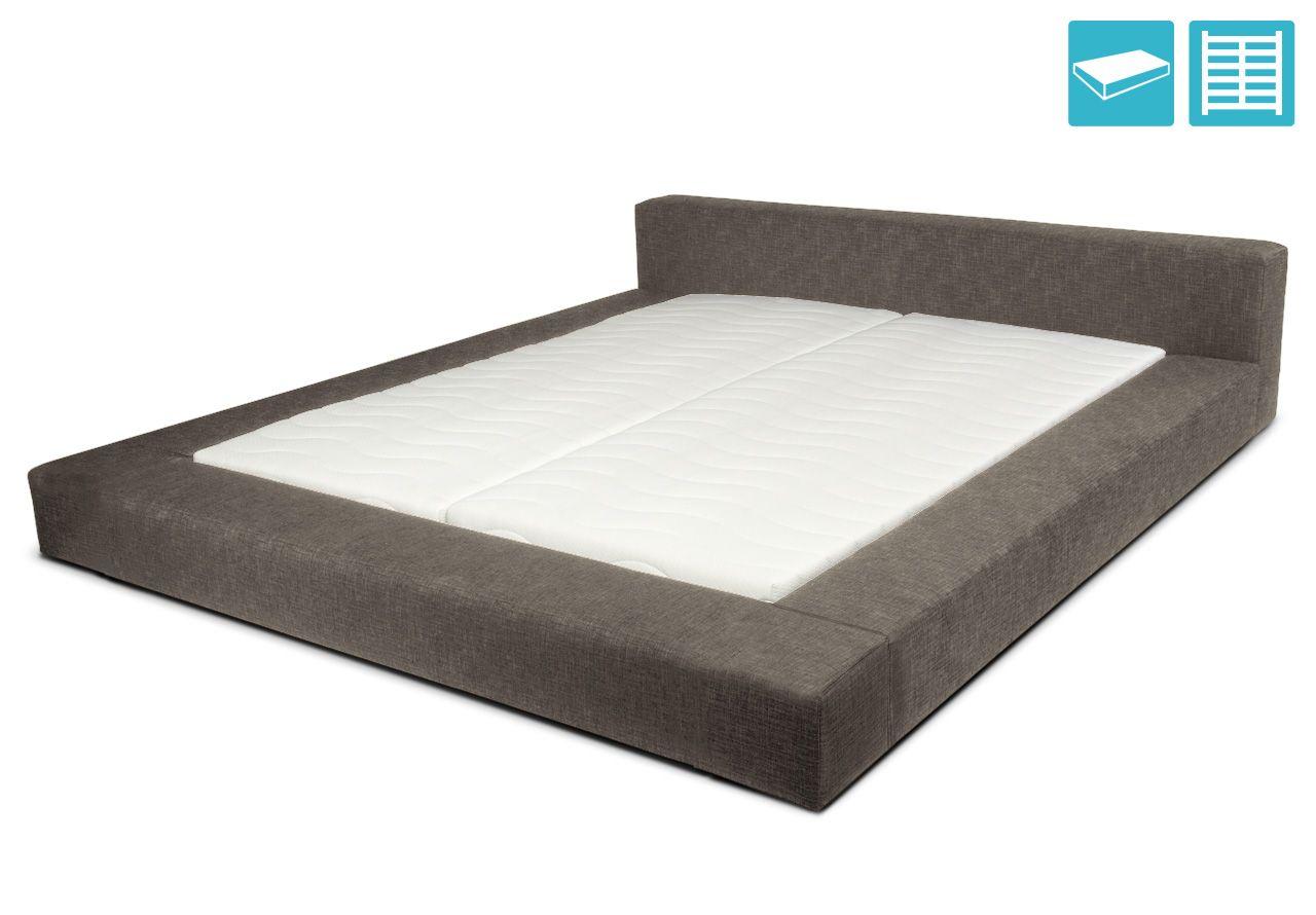 betten | cosy bett set – sandgrau - 140cm x 200cm | avandeo möbel, Hause deko