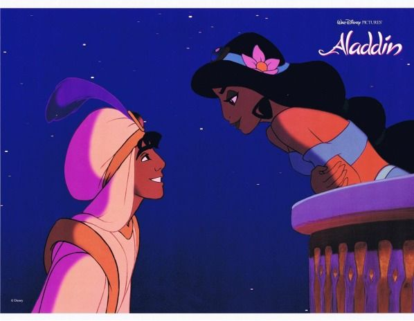 "Some people believe that during the balcony scene of Aladdin, he says ""good teenagers, take off your clothes."" This myth is false, he is actually saying ""good kitty, take off and go"" while Rajah is snarling at him."