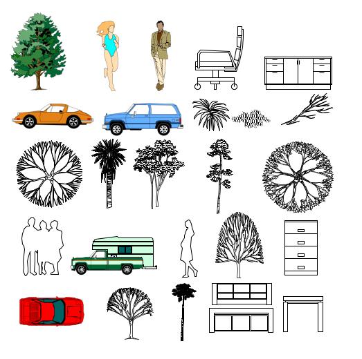 Landscape Architecture Drawing Symbols beautiful landscape architecture drawing symbols symbol in plan on
